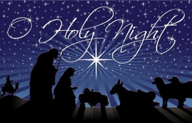 O Holy Night 390×250