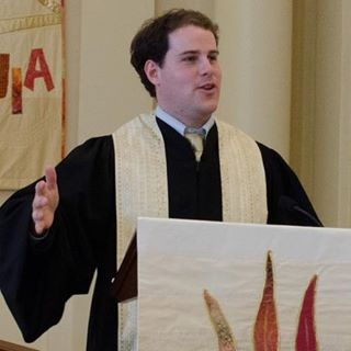 "Introducing Rev. John Allen: ""Summer Coverage Pastoral And Administrative Staff"
