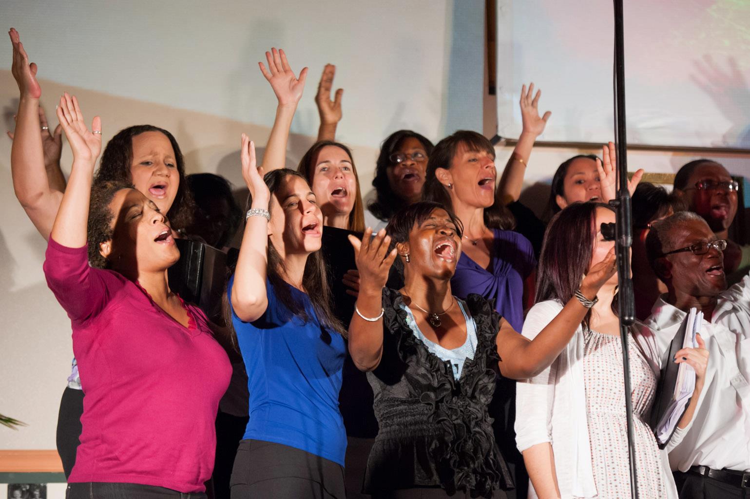 Join The Easter Worship Festival Choir!