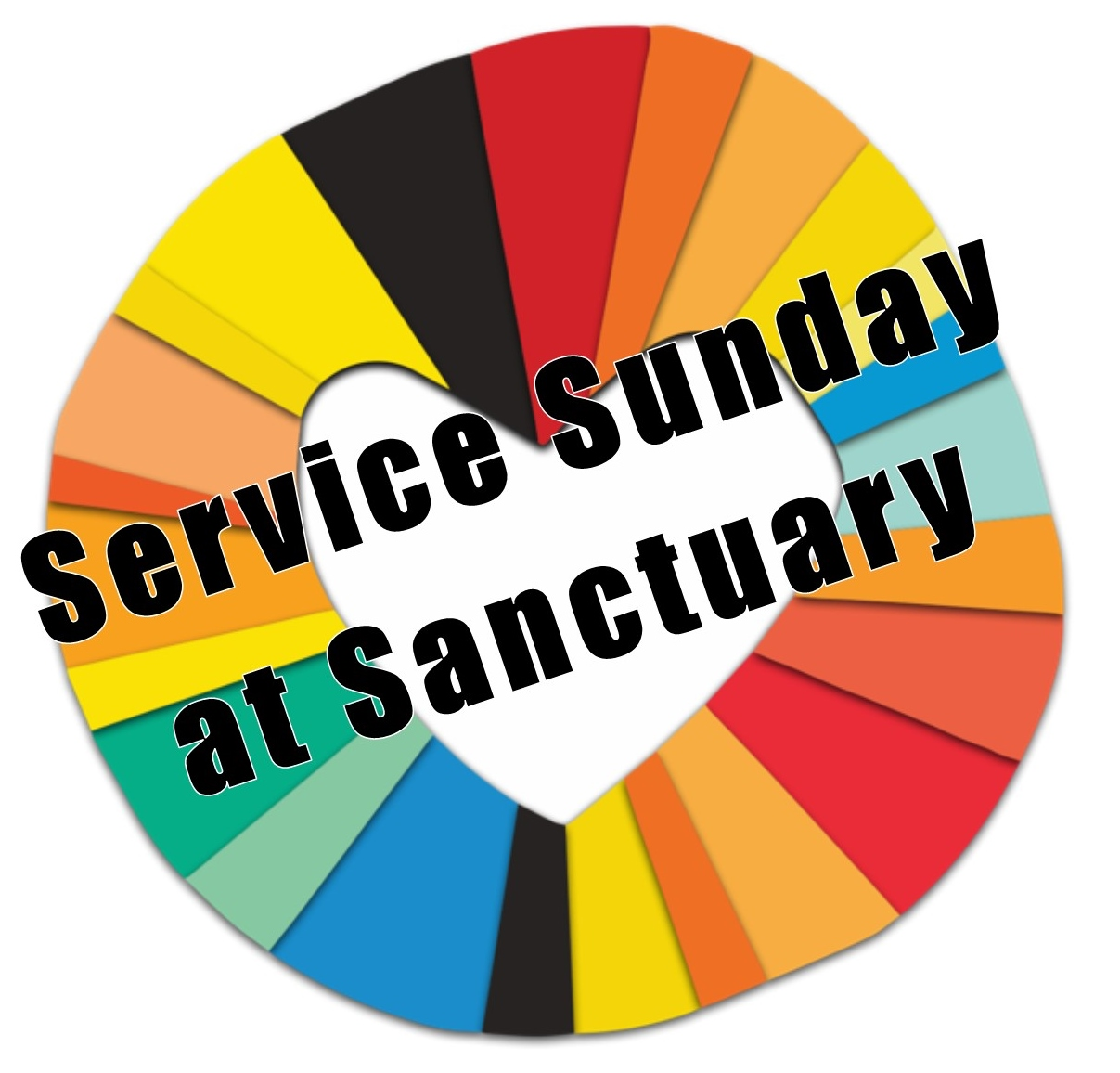 Service Sunday (5th Sunday Of The Month)