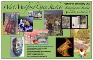 ARTChurch | with West Medford Open Studio Artists