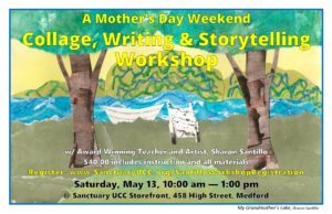 Sharon Santillo - Family Stories Workshop for Mother's Day