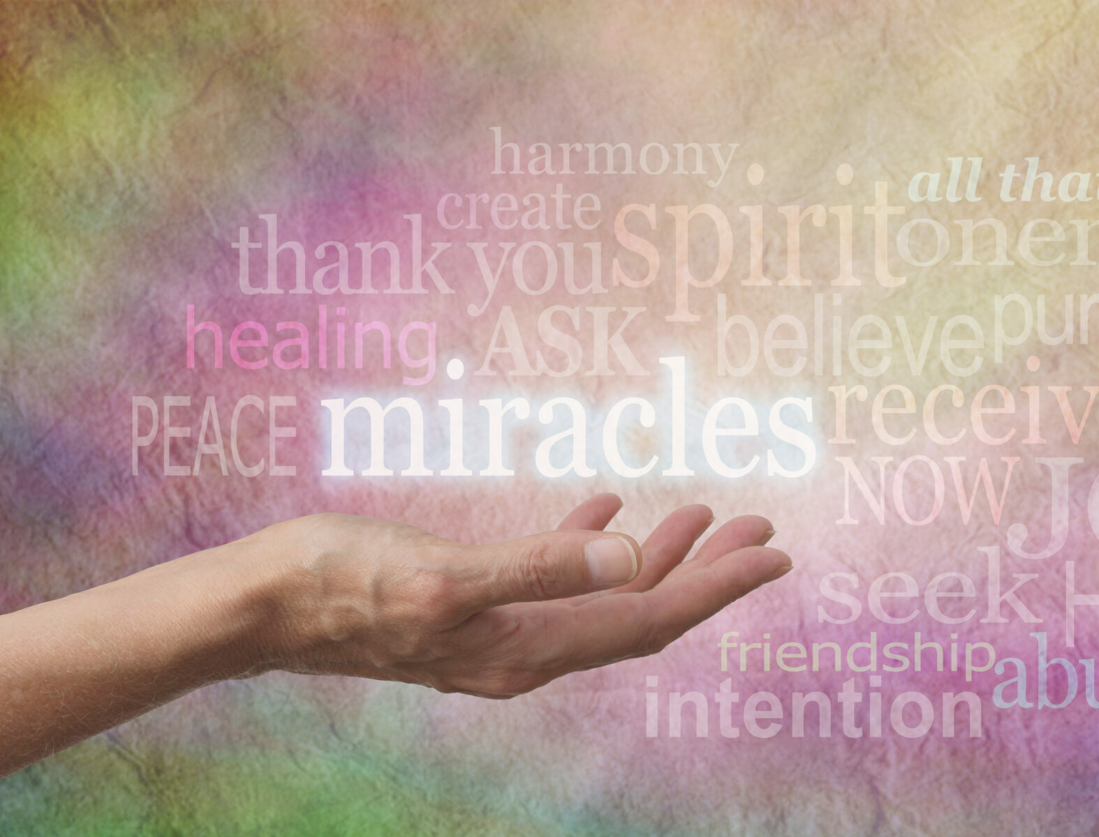 2021.04.15 ONE MINUTE WORD: The Miracle of Miracles