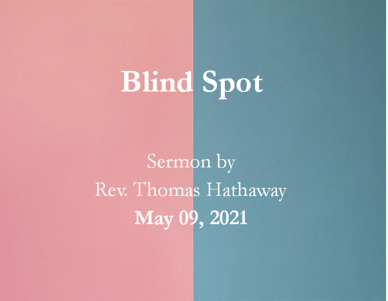 What's New in Worship This Sunday, May 02, 2021?